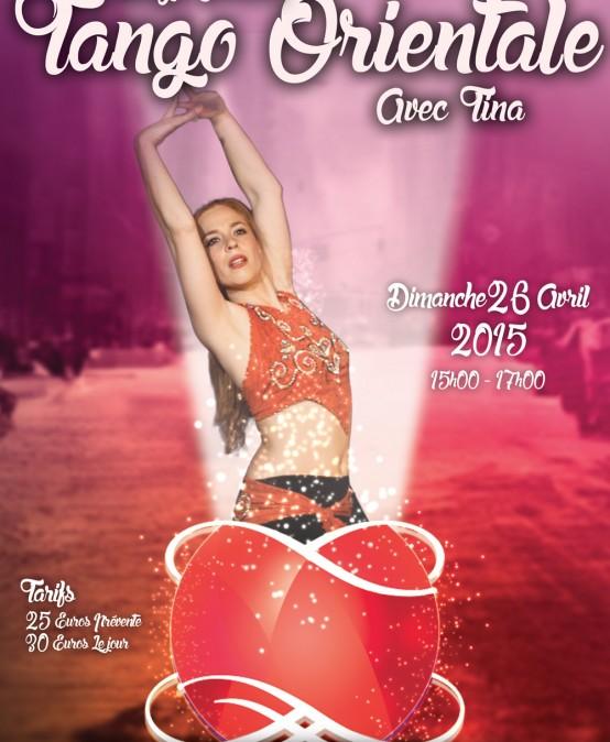 Stage fusion Tango Orientale avec Tina