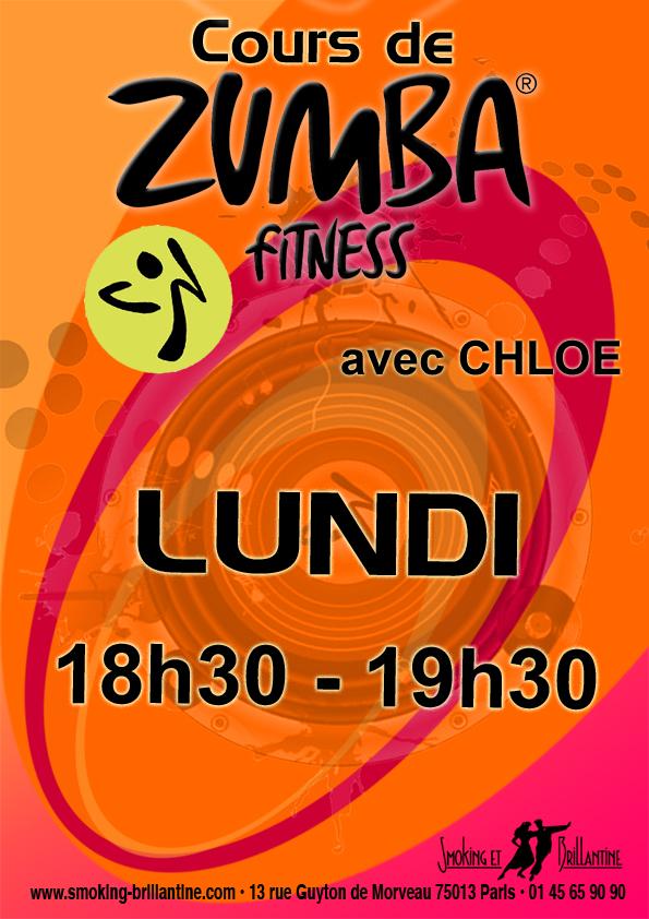 Zumba fitness : Chloe Rossi