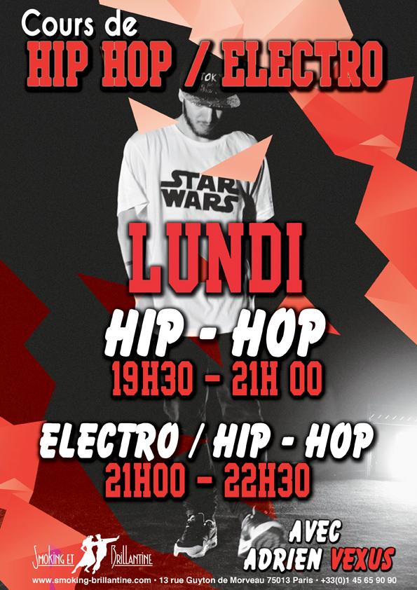 Hip hop : Adrien LARRAZET «Vexus»