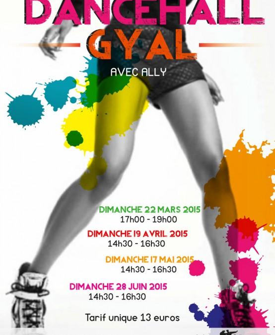 Satges de Dancehall Gyal avec ally