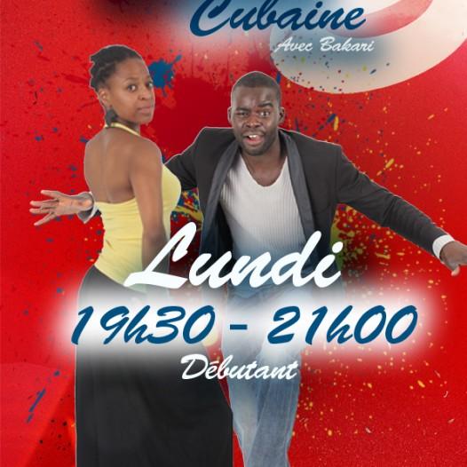 Salsa Cubaine : Bakary & Romuald