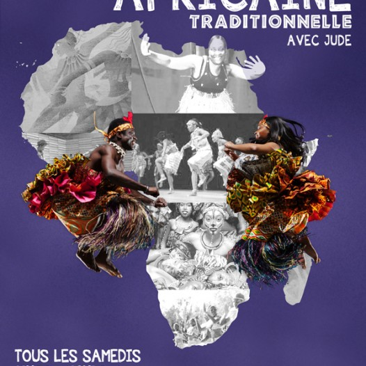 Danse Africaine « traditionnelle » : Jude