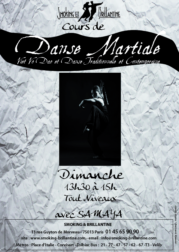 Danse Martiale : Samaya