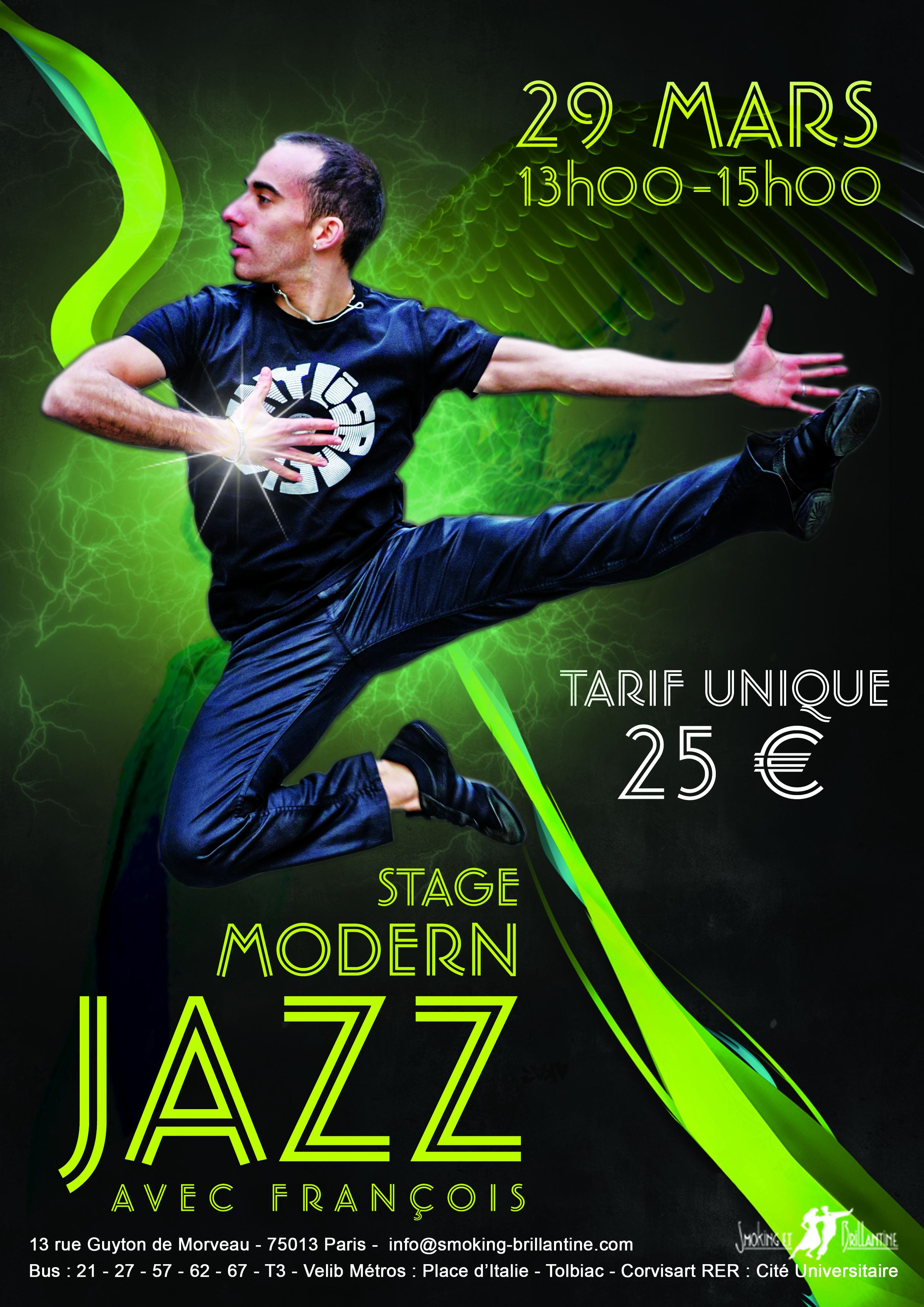 Modern Jazz :  François