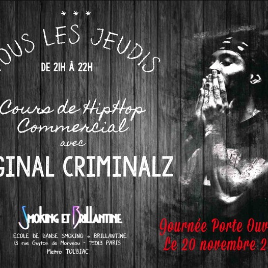 Hip hop Commercial : Reginal Criminalz