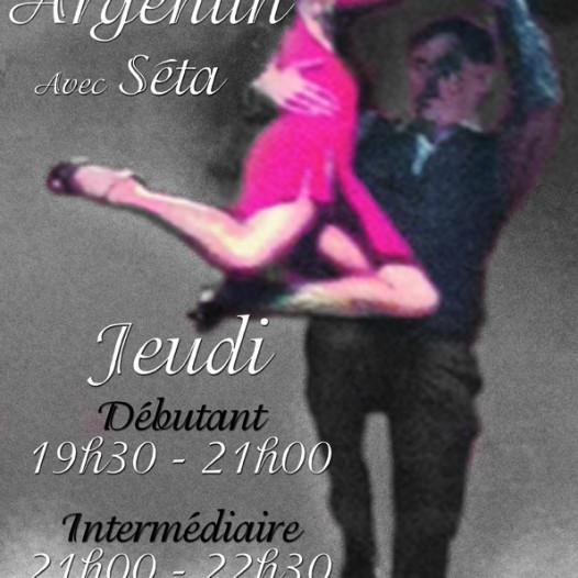 Tango Argentin : Seta