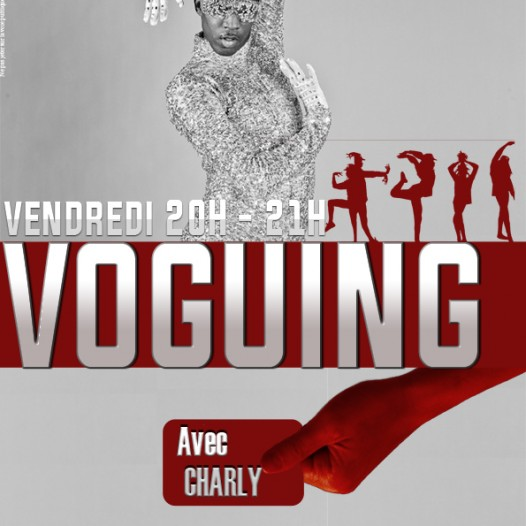 Voguing : Charly